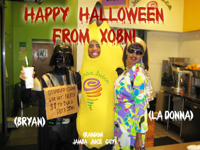 Happy Halloween from Xobni