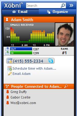 Adam Xobni Profile